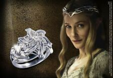 Lord of the Rings - Nenya anneau de Galadriel (argent) - Noble Collection