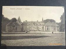 Ansichtskarten aus Niederlande mit dem Thema Burg & Schloss