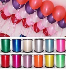 50meter Colour Baloons Ribbons Balloons Wrap Decoration Fancy Curling String tie