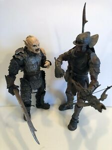 Lord of the Rings ORCS 2 Figures