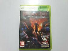 Resident Evil Raccoon City SIN MANUAL PAL España Xbox 360  LEER BIEN INFO!