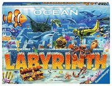 Ravensburger Ocean Labyrinth Brettspiel Schiebespiel Kinderspiel Spiel Legespiel