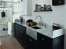 Cararra Marble and Granite Kitchen Quartz Worktops-full Length Handmade