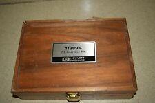 <Ss> Hewlett Packard Hp 11889A Rf Interface Kit