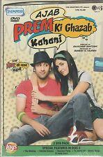 Ajab Prem Ki Ghazab Kahani - rabeen kapoor    [Dvd ] 1st Edition  Released