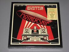 LED ZEPPELIN Mothership 180g 4LP (Remastered Tracks) Box Set New Sealed Vinyl LP