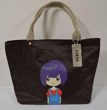 Woman Lady Coffee Shoulder Tote Bag Purse HandBag