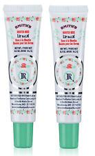 Rosebud Salve MINTED ROSE Lip Balm Tube / 2 Pack / Rosebud Perfume Co