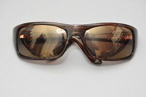 Maui Jim Peahi STG-BG Brown Sunglasses MJ 202-10 65-19-120 Made in Italy