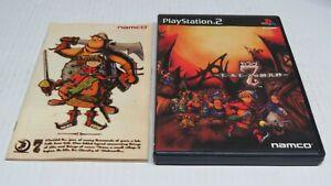 Seven Molmorth no Kiheitai 7 The Cavalry Of Sony PS2 Playstation 2 Japan Namco