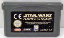 Nintendo Game Boy Advance GBA-Star Wars Flight of the Falcon