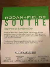 Rodan and Fields Soothe Regimen For Sensitive Skin - New! Free Shipping!