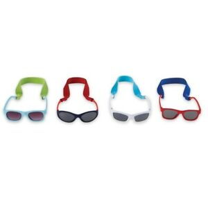 Mud Pie E1 The Kids Shoppe Baby Boy Sunglasses & Strap Set 0-2T 12600099 Choose