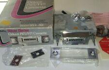 (Unused!) Very Rare Car Cassette Tape Player Boman