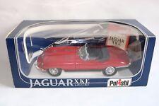 Polistil Jaguar XKE 4,2 Litre red perfect mint in box OVP Scarce