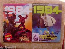 Lote de 2 Comics, 1984, números 24 y 26, Toutain Editor, Richard Corben