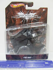 Hot Wheels Batman- THE BAT Vehicle from The Dark Knight Rises - Age 8+