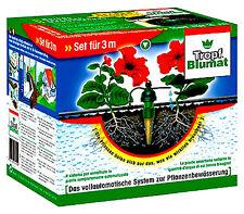 Blumat Tropf-Bewässerung 12er Set für 3 Meter Bewässungsset Bewässerungssystem