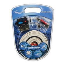 Audiopipe 8 Gauge Marine Amplifer Wiring Kit