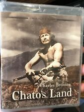 Chato's Land Blu-ray - TWILIGHT TIME Limited Charles Bronson BRAND NEW Sealed