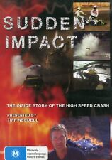 Sudden Impact - The Inside Story of the High Speed Crash - Brand New - Region 4