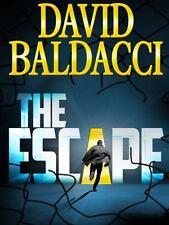 John Puller: The Escape 3 by David Baldacci (2014, Hardcover)