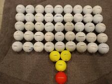 44 TaylorMade Golf Balls - 4A/3A
