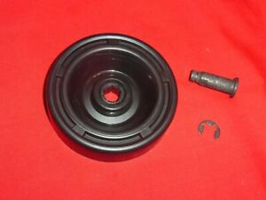 Bissell OEM Rear Wheel Assembly (x1) for 2486 Cleanview Upright Vacuum