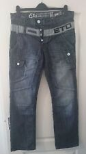 mens stylish jeans Eto size M(32R)