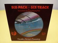 "Steve Hillage – Six-Pack : Six-Track The salmon song (EX+/EX+) 1977 Single 7"" ç"