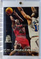 Michael Jordan 1993-94 Topps Stadium Club 1994 NBA FINALS/SUPER TEAM  #169