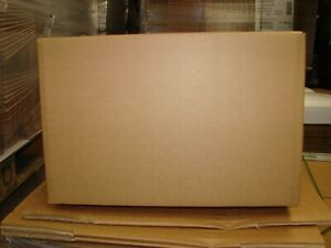 """EX LARGE DOUBLE WALL BOXES 508 X 305 X 330mm (20"""" x 12"""" x 13"""") MULTI LISTING"""