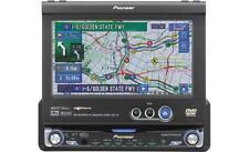 PIONEER AVIC-N2 DVD MULTI MEDIA AV NAVIGATION SERVER GPS SAT. RADIO
