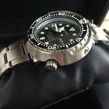 NEW! SEIKO SBBN031 PROSPEX MARINE MASTER PROFESSIONAL DIVER WATCH JAPAN