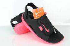 Nike Toddler Sunray Adjustable 5 Sandals Black Racer Pink AJ9077 002