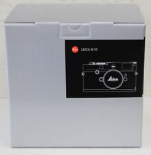 Leica M-10 SILVER Brand New Factory sealed with leica usa warrenty