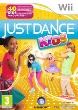 Just Dance Kids Nintendo Wii *in Excellent Condition*