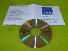 TRACY CHAPMAN - LAURA PAUSINI - ENYA !!!!!!! RARE FRENCH PROMO CD !!!!!!!!!!!!