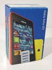 NEW - Genuine Nokia Asha 501 Touch Screen Dual Sim GSM 850/1900