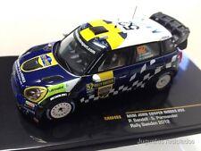 IXO MODELS MINI JOHN COOPER WORKS Sandell RAM493 Rallye Sweden 2012 DIECAST