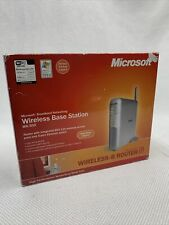 (New) Microsoft Broadband Networking Wireless Base Station Router Mn-500