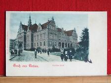 Farbkarte - Brünn / Brno - Deutsches Haus - gel 1899