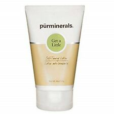 purminerals get a little self tanning lotion 4oz new & sealed