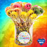 1/6 Emoji Pencil With Eraser Topper Shaped School Kids Rubber Fun Party Bags