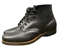Vintage Boot & Shoe Workers Union Boots Union Stamp Factory SZ 13 Soft Toe