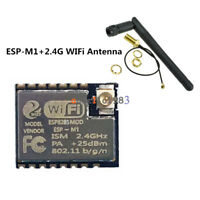 ESP-M1 ESP8285 Serial Port Wireless WiFi Transmission Module +2.4G WiFi Antenna