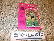ALMANACCO ILLUSTRATO DEL CALCIO 1975 PANINI ANCORA SIGILLATO NUOVO DA EDICOLA