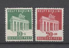 Bizone Nr. 101 - 102   postfrisch **   (D1399)