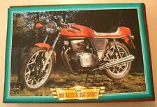 Mv Agusta 350 Sport Classic Vintage Moto Bicicleta 1970 de la impresión de fotos de 1977