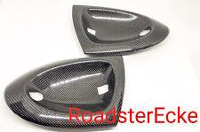 Griffschalen aussen aus Carbon für Smart Roadster-/Roadster Coupe 452